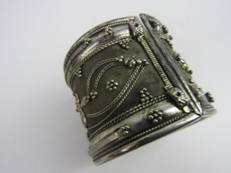 Zilverkleurige Armband (2)