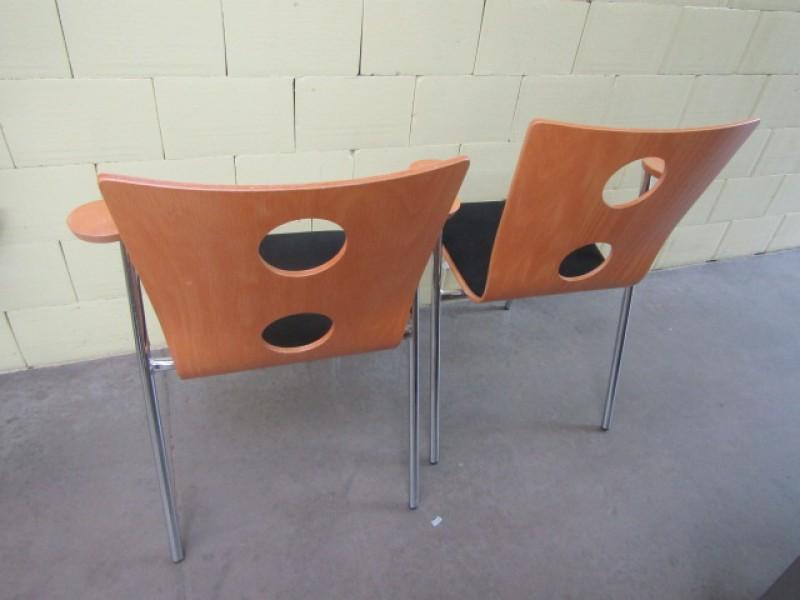 2 Design Stoelen, Drisag