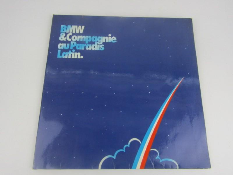 Zeldzame LP, Picture Disc, BMW & Compagnie au Paradis, Latin, 1979
