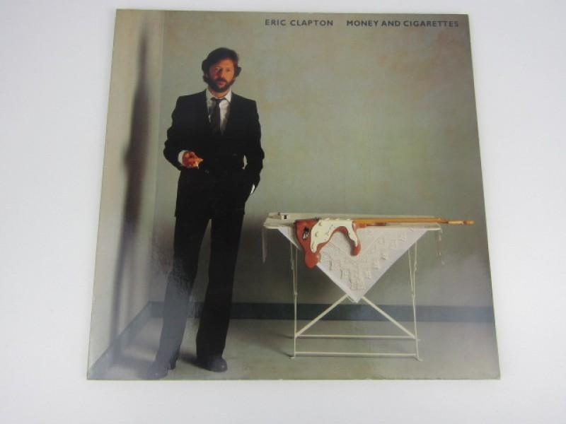 LP, Eric Clapton, Money and Cigarettes, 1983