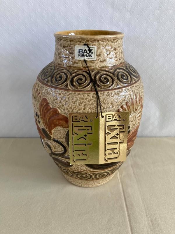 Vintage West-Germany vaas: Bay Keramik
