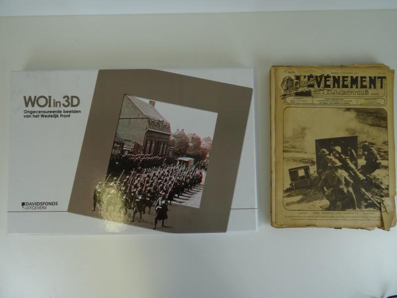 2 items over de eerste wereldoorlog