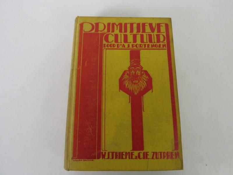 Boek - Primitieve cultuur