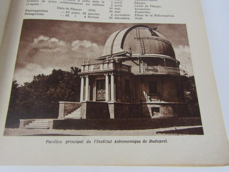 Boek, Almanach Illustré du Soir, 1934