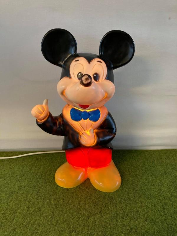 Lamp in de vorm van Mickey Mouse (Heico)