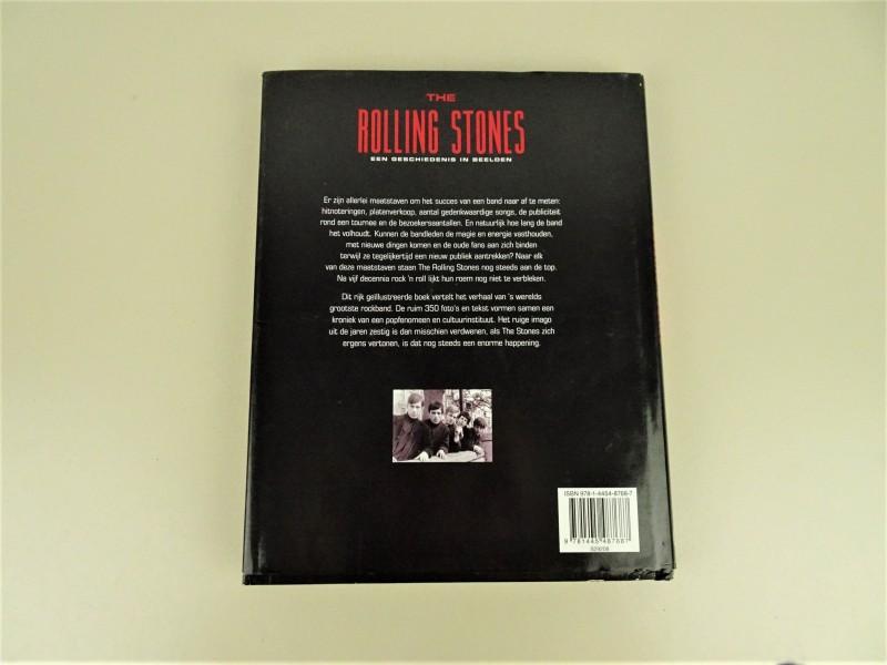 Boek 'The Rolling Stones'