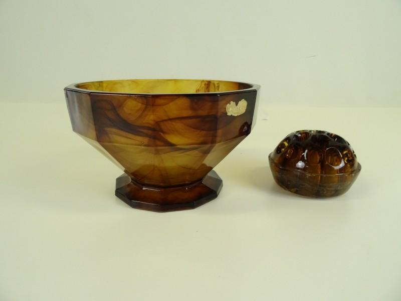 Art-Deco Vanity vaas/Bowl