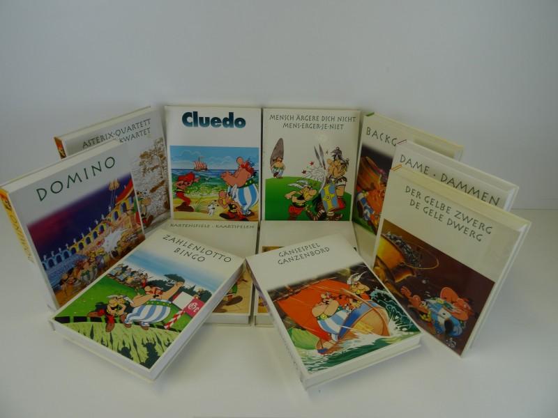 LOT Asterix en Obelix - 11 spellen