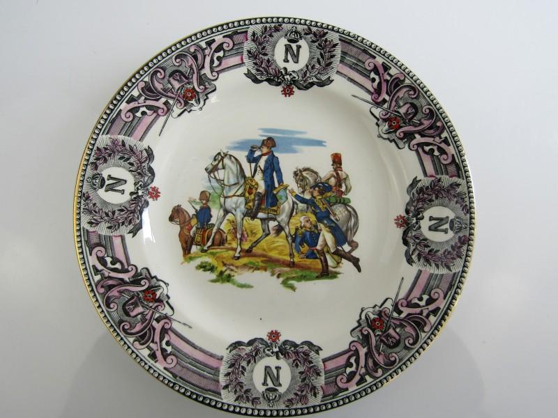 Napoleon,Bord Boch La Louvière, Bataile De Wagram