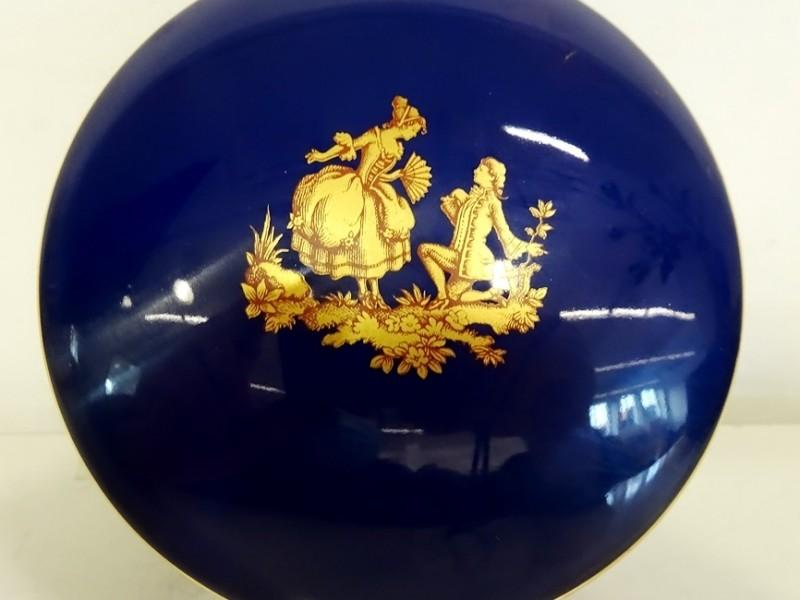Limoges bonbonnière