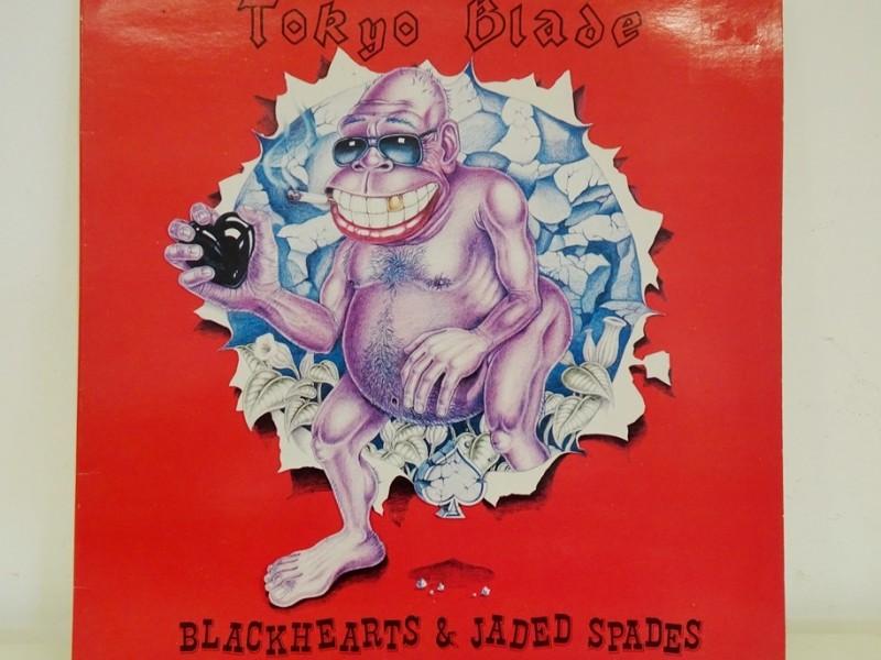Tokyo Blade – Blackhearts en Jaded spades