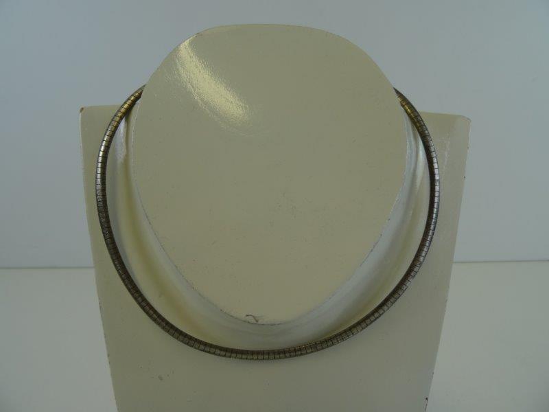 Zilversetje: armband en ketting gemerkt 925