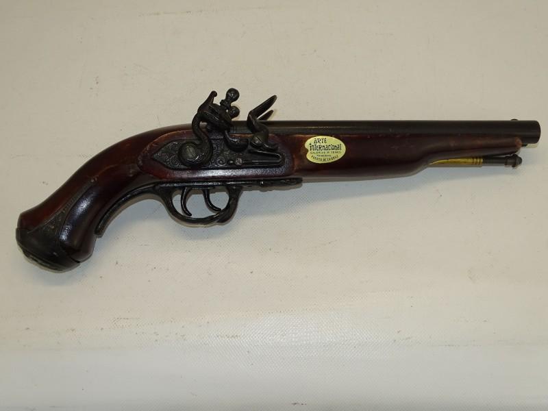 Flintlock Piraten Pistool: Perass, Moontlucon, 1792
