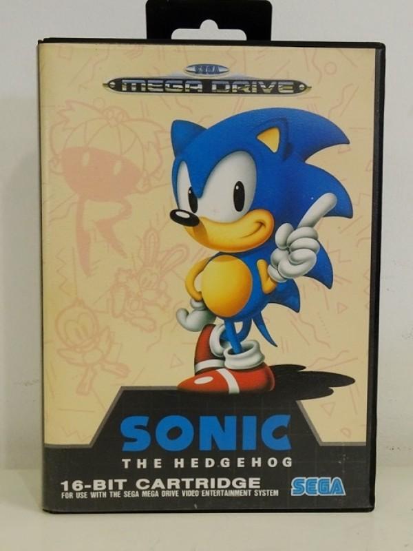 Sega megadrive - Sonic the Hedgehog