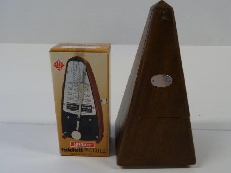 Taktell Piccolo + Metronome of Maelzel Paquet