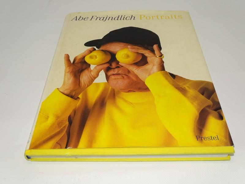 Fotoboek: Portraits, Abe Frajndlich