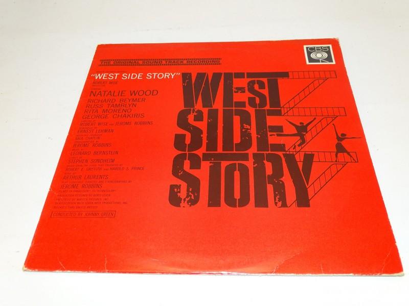 LP, West Side Story: the Original Soundtrack Recording, 1961