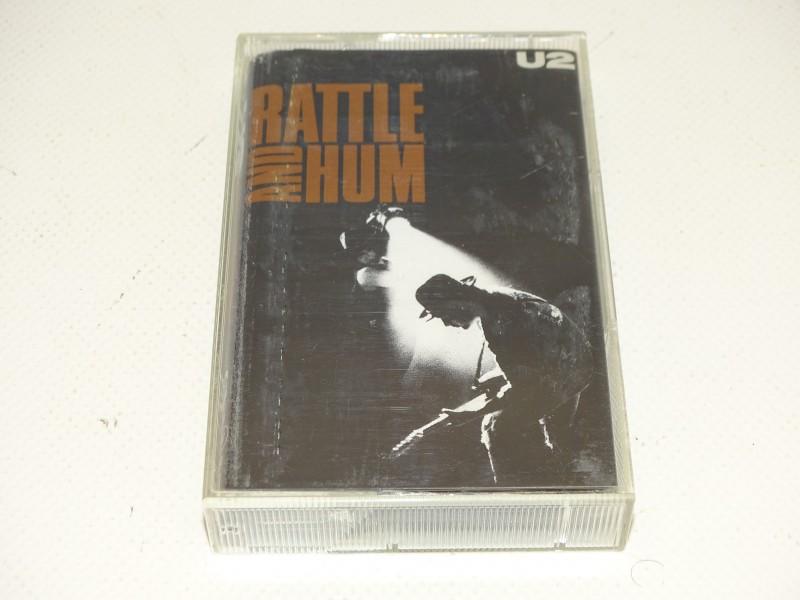 Cassette, U2: Rattle and Hum, 1988