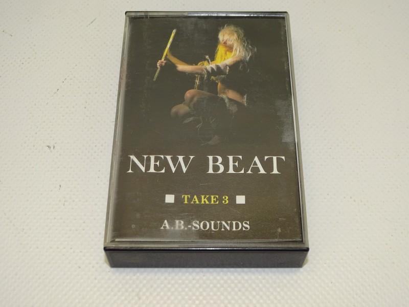 Cassette: New Beat Take 3, A.B.-Sounds, 1988