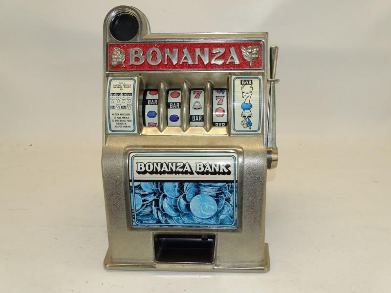 Bonanza Slot Machine, Spaarpot, Bonanza Bank