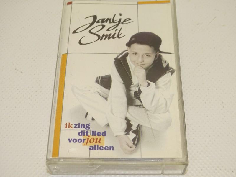 Cassette; Jantje Smit: Ik Zing Dit Lied Voor Jou Alleen, 1997