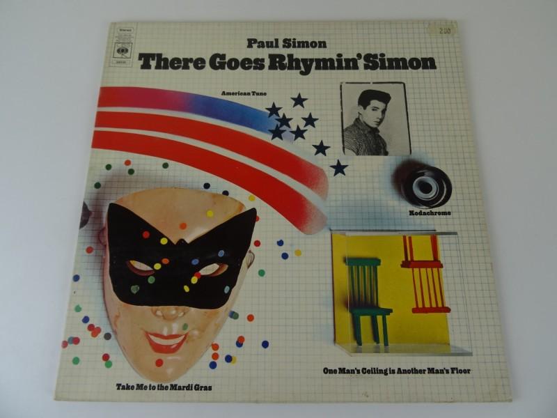 Paul Simon – There Goes Rhymin' Simon (12'')