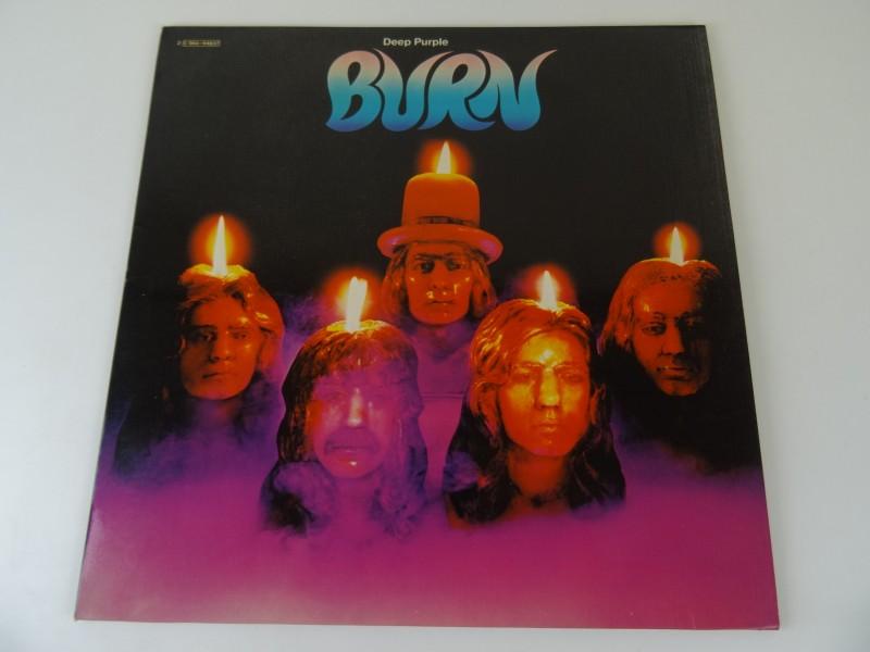 Deep Purple – Burn (12'')