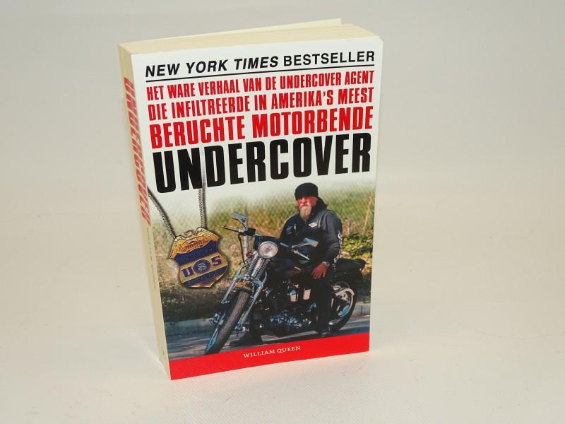 Boek: Undercover, William Queen, 2012