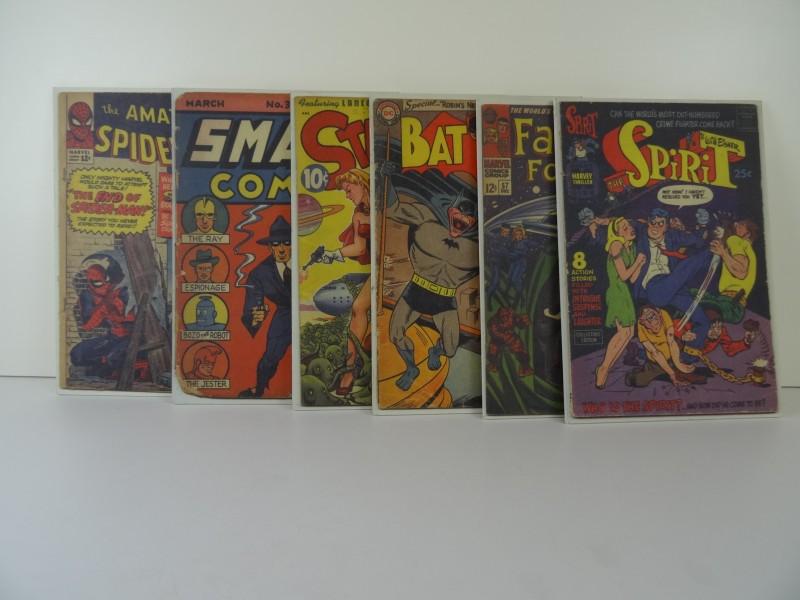 6 Prints van comics
