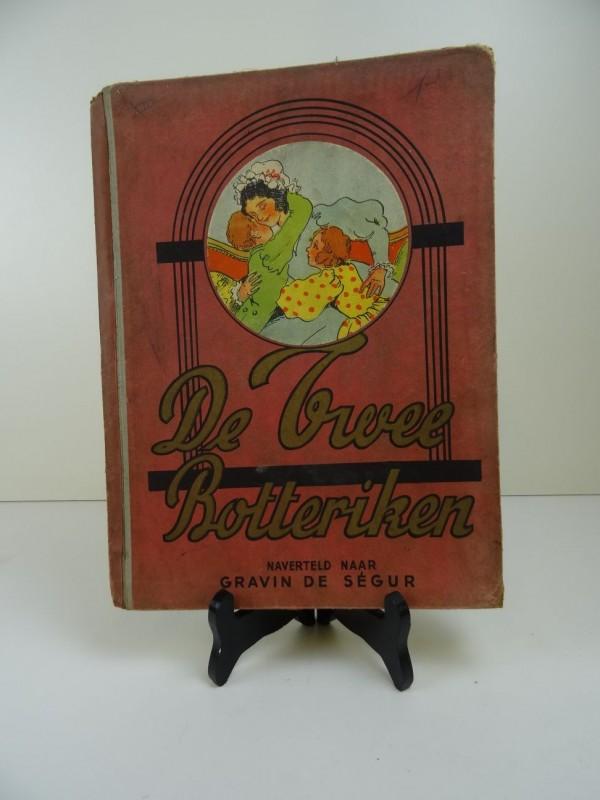 Gravin de Ségur: de twee botteriken 1937 kinderboek
