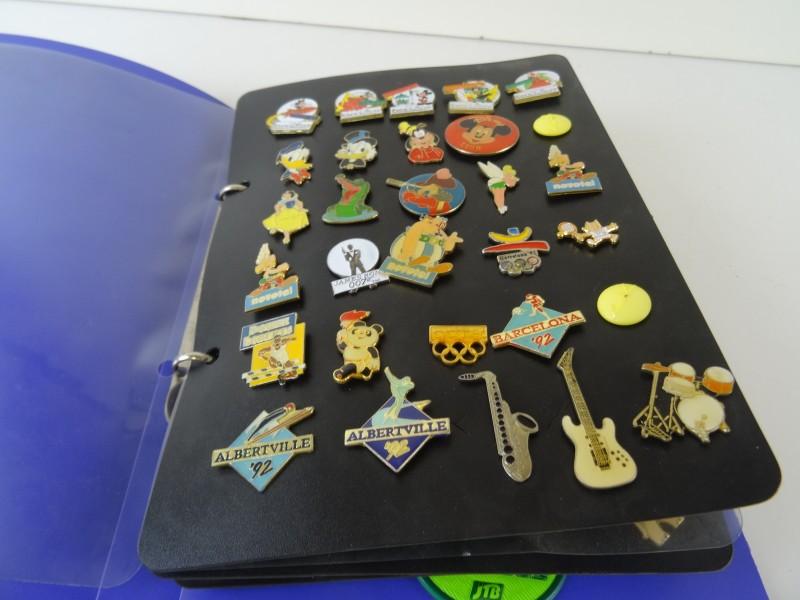 Verzameling pins