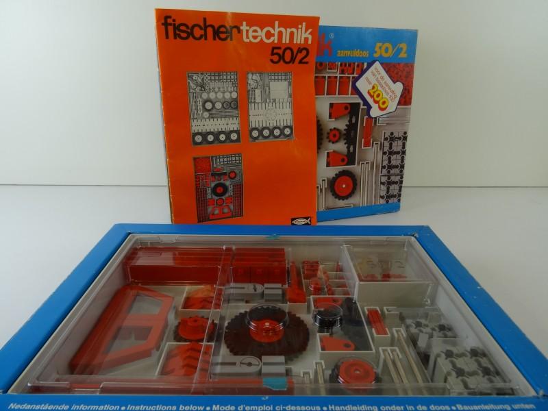 Fischer Technik - 2 aanvuldozen