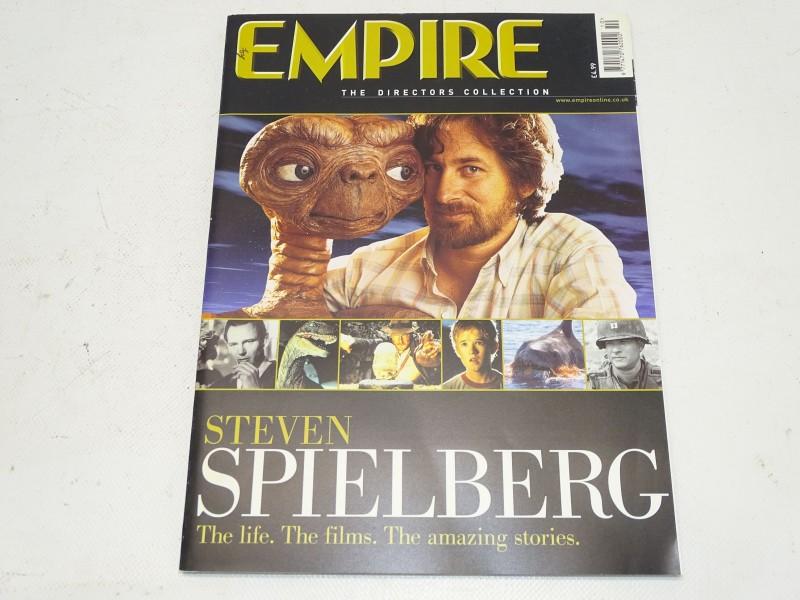 Empire Magazine, The Directors Collection, Steven Spielberg, 2001