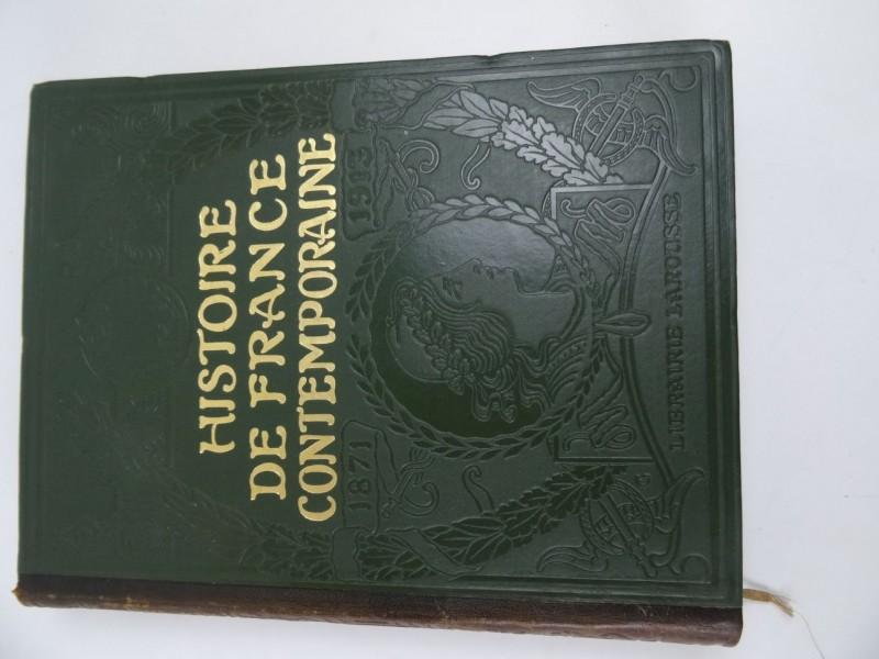 Larousse: Histoire de France contemporaine de 1871 à 1913 van 1916