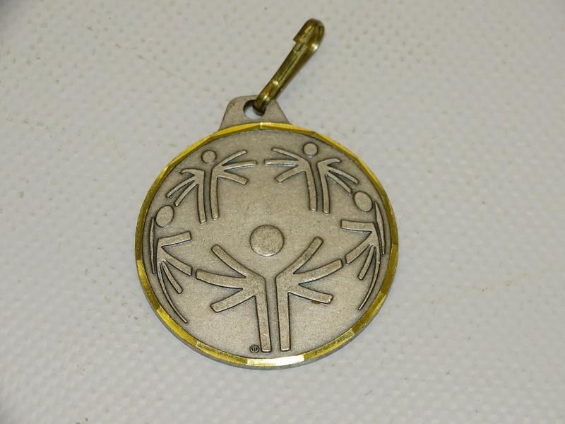 Medaille: Special Olympics, Belgium