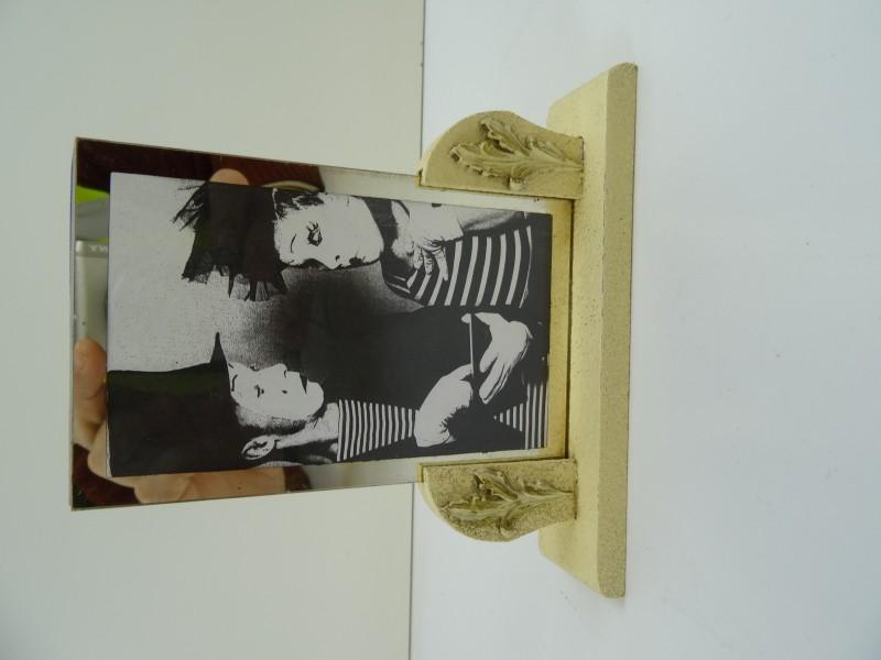 Art-deco Houten fotokader