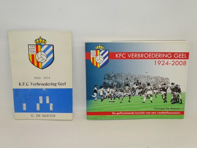 KFC Verbroedering Geel, Georges De Maeyer, 1974 en 2010