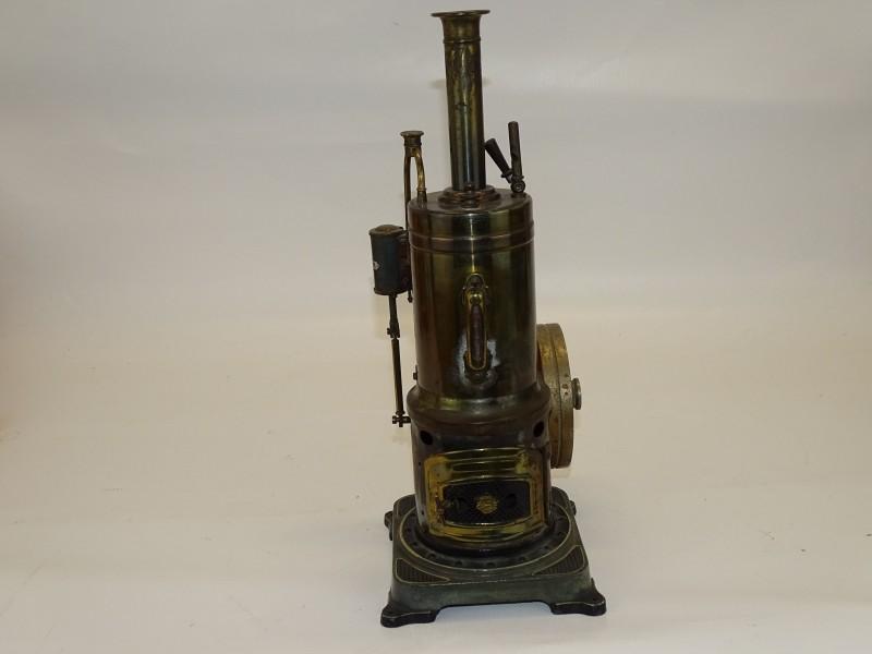 GBN Bavaria Stoommachine, Begin 20e Eeuw