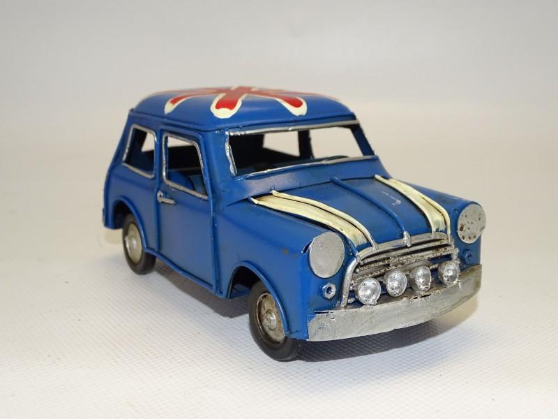 Blikken Mini Cooper S