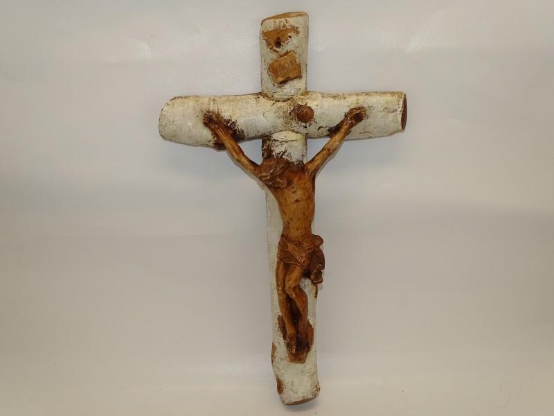 Kruisbeeld: Jezus, Ceracast E