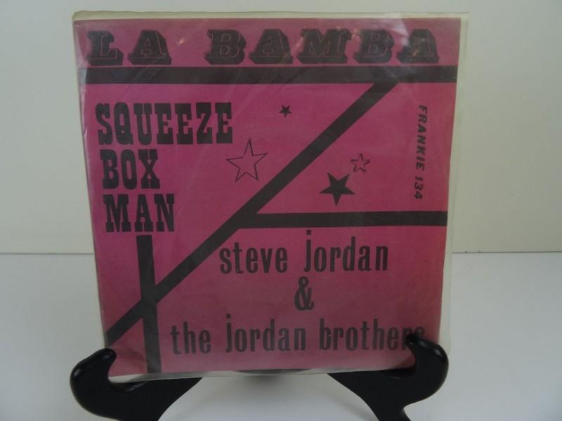 Steve Jordan & The Jordan Brothers - La Bamba