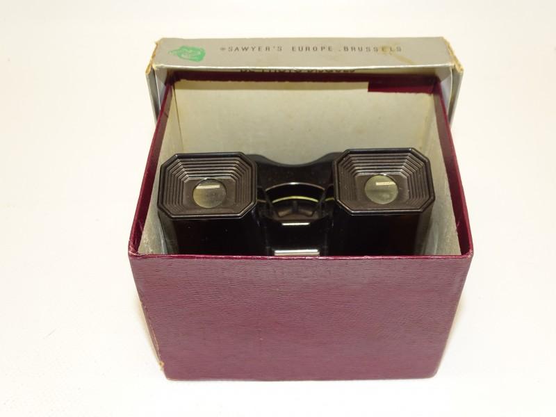 Bakelieten View-Master Stereoscope, Jaren '40 en '50