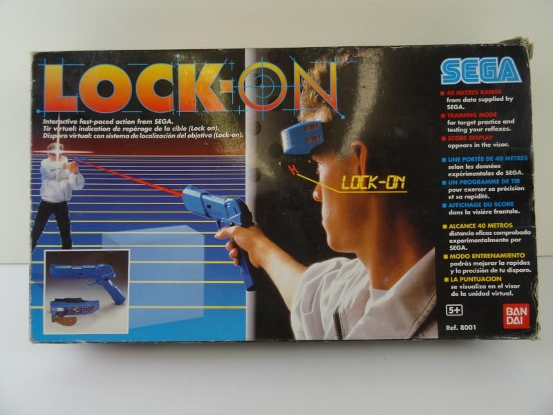 Lock-On Sega / Ban Dai