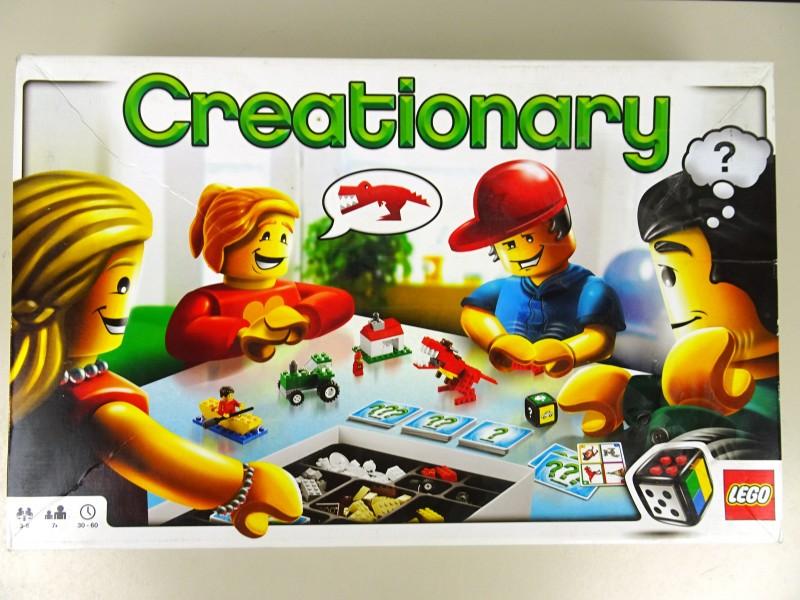 Lego-Creationary (3844)