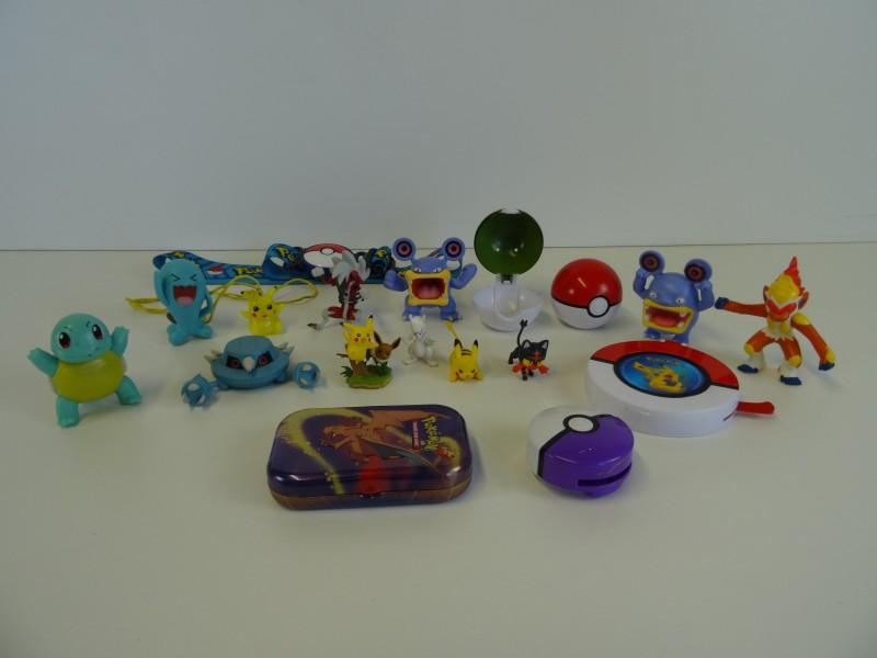 Lot Pokémon