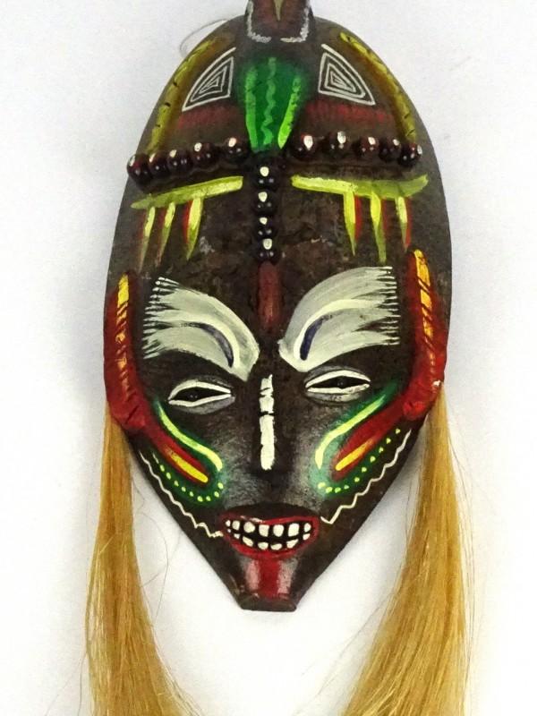 Afrikaans masker