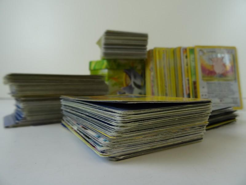 Lot Pokémon kaarten