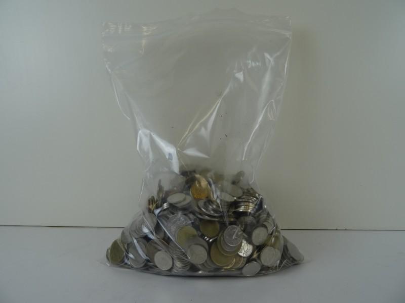 Groot lot munten