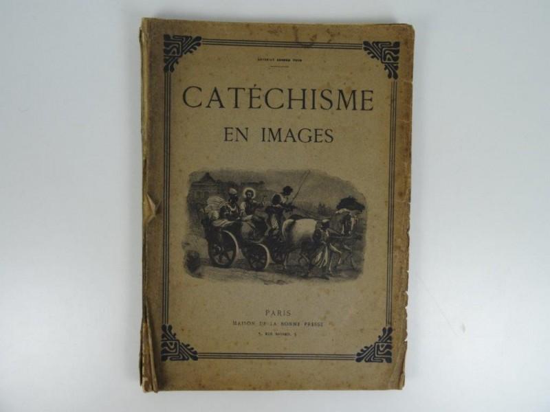 Een boek voor de Catechismus: catéchisme en images