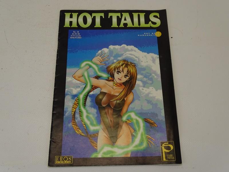 18+ Manga, Hentai, Hot Tails, Eros Comix, 1996